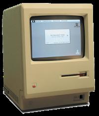 Macintosh 128K Image