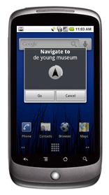 Google Nexus One Image
