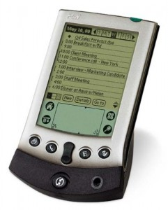 Image of a Palm Vx