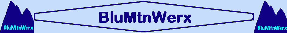 BlueMtnWerx Header Image