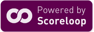 Powered by Scoreloop Logo